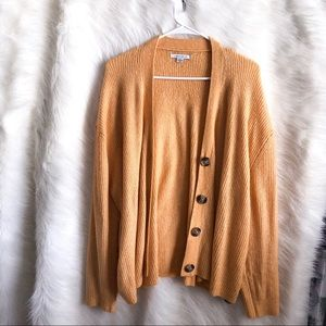 🆕 American Eagle Outfitters Golden Cardigan